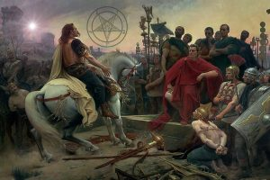 憑依現象が起こす霊障の実例フランスの悪魔