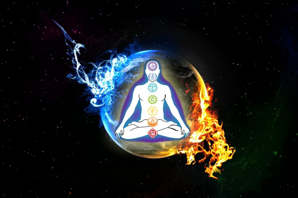 AURA霊的光線の放射体